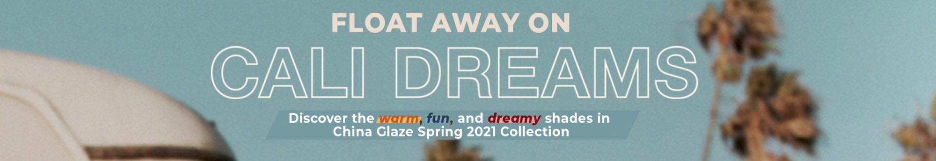 Spring 2021 Collection: Cali Dreams