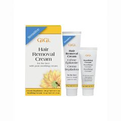 Sensitive Hair Removal Cream for Face