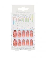 Salon Perfect Precious Pearl Mauve Nail Set