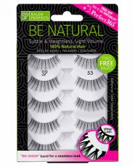 Salon Perfect Be Natural  53 Pack