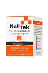 Nail Tek Intensive Therapy 2 Pro Pack - 4/0.5 oz