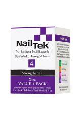 Nail Tek Xtra 4 Pro Pack - 4/0.5 oz