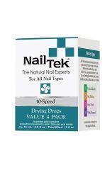Nail Tek 10-Speed Pro Pack, 4/0.5 oz