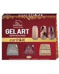 ibd Just Gel Polish Gel Art Earth Kit