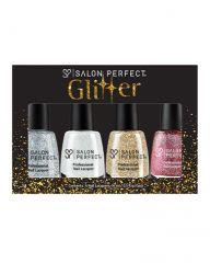 Salon Perfect .5oz Glitter Lacquer Bundle