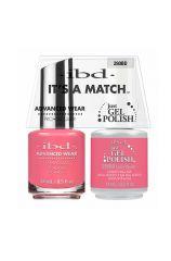 ibd Advanced Wear Color Duo Lush Blush 1 PK