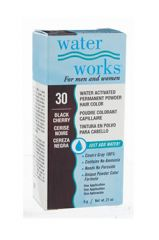 Water Works® Water Activated Permanent Powder Hair Color - #30 Black Cherry