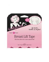 Front view of Hollywood Fashion Secrets Breast Lift Tape retail pack