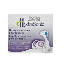 HydraSonic? Body Brush (2 pack)