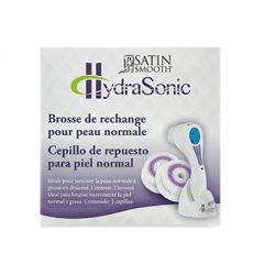 HydraSonic? Normal Skin Facial Brush (2 pack)