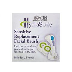 HydraSonic? Sensitive Skin Facial Brush (2 pack)