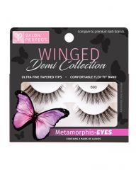 Salon Perfect Winged 690 Metamorphis-Eyes Lash, 2 Pairs