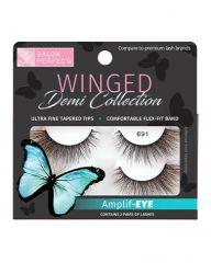 Salon Perfect Winged 691 Amplif-Eye Lash, 2 Pairs