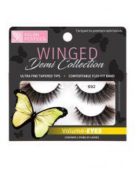 Salon Perfect Winged 692 Volume-Eyes Lash, 2 Pairs