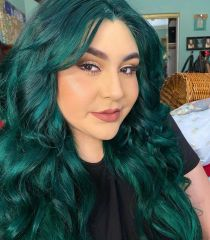 Punky Colour, Semi-Permanent Conditioning Hair Color, Alpine Green, 3.5 fl oz