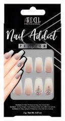Ardell Nail Addict Premium Nail Set, Rich Tan Ombré