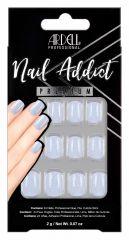 Ardell Nail Addict Premium Nail Set, Crystal Glitter