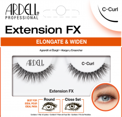 Extension FX Lash—C-Curl