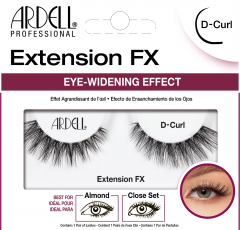 Extension FX Lash—D-Curl