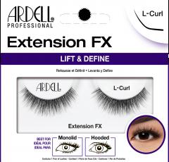 Extension FX Lash—L-Curl