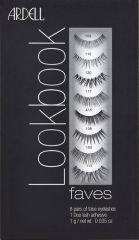 Ardell Lookbook Faves Lash Kit, 8 Pair