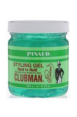 Clubman Pinaud Hard to Hold Styling Gel, 16 oz