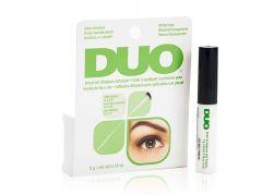 DUO Brush-On Striplash Adhesive, Clear, 0.5 fl oz