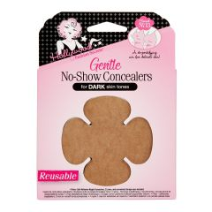 Wall-hook ready pack of Hollywood Fashion Secrets gentle no-show concealers