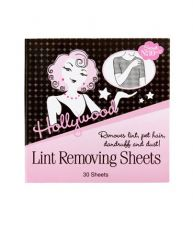 HFS Lint Removing Sheets, 30 Count