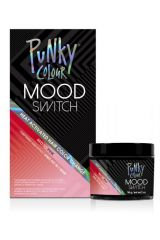 Mood Switch Heat-Activated Temporary Hair Color - Red to Pink
