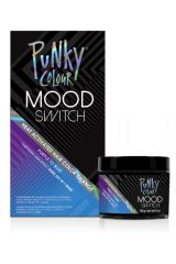 Mood Switch Heat-Activated Temporary Hair Color - Purple to Blue