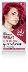 Punky Colour Semi-Permanent Hair Color Kit, Cherry On Top