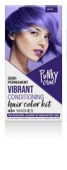 Punky Colour Semi-Permanent Hair Color Kit, Violet