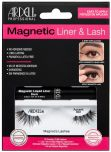 Front view of full Ardell, Magnetic Liquid Liner & Lash Kit, Accent 002 set in complete retail wall hook packaging