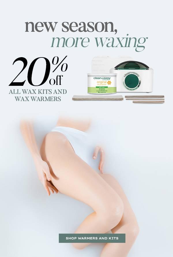 https://www.cleanandeasyspa.com/wax-kits.html