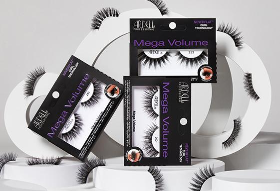 mega volume lashes