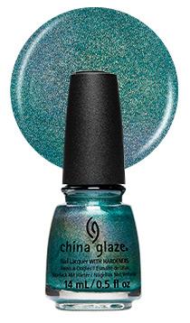 China Glaze Nail Lacquer She's So Extra Terrestrial
