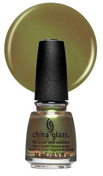 China Glaze Little Green Invaders