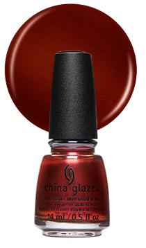 China Glaze  Now Or Nova