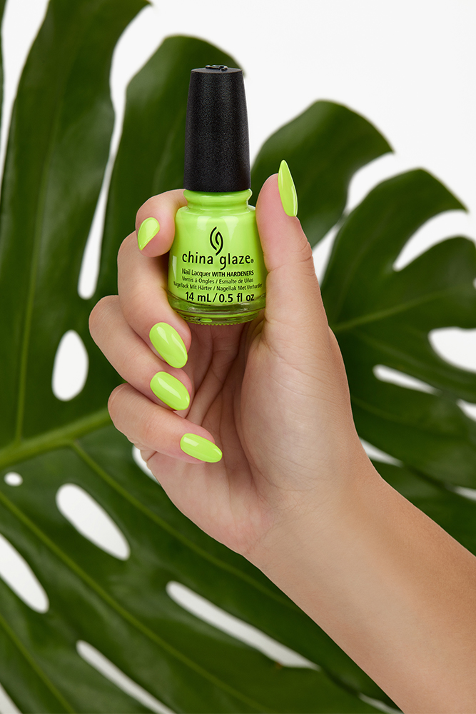 China Glaze Sunny You Should Ask Cali Dream Collection